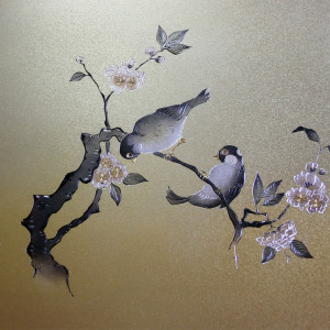 Order : Birds & Flower