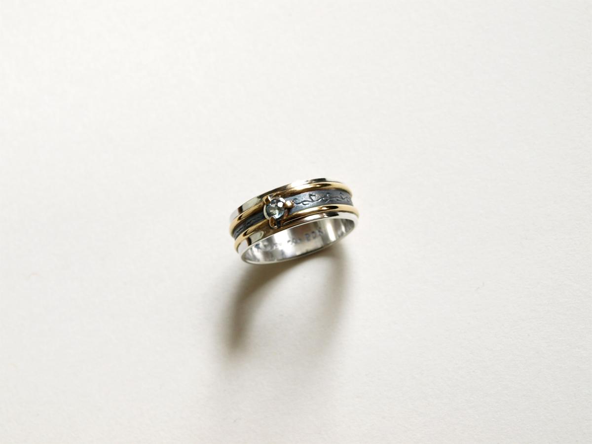 Order : Mrs. I's Matuba Ring