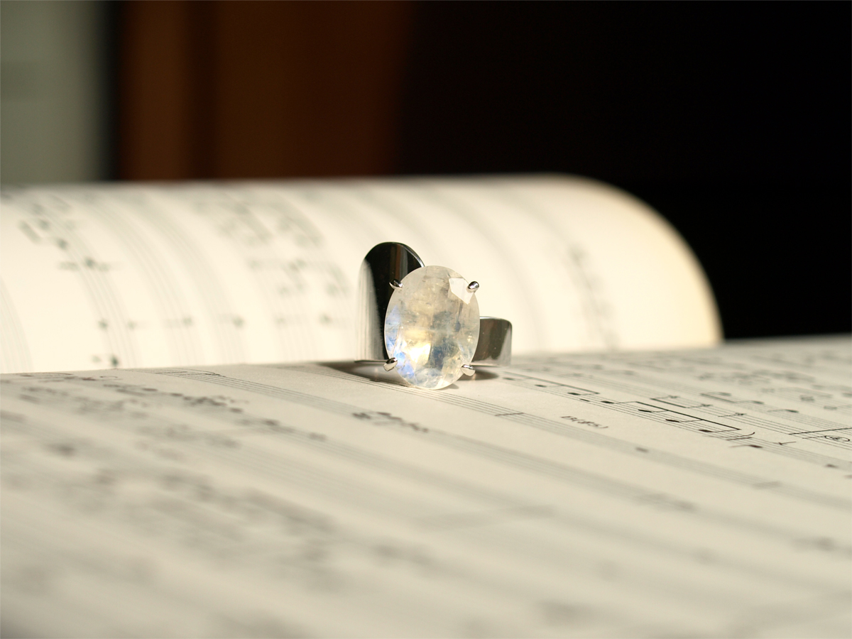 Order : Ms. M's Piano Ring