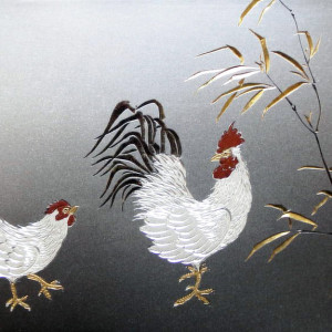 Order : Rooster and Hen