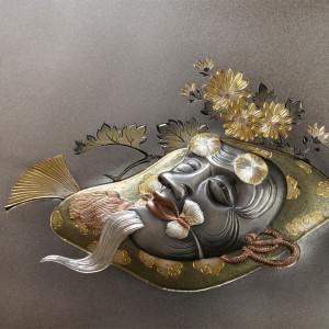 Okina (Noh mask)