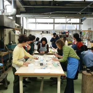 Barbara McFadyen Workshop at Kobe