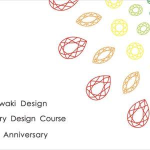 山脇美術専門学校 JD科 創立25周年記念作品