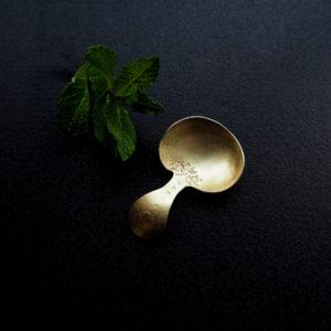 Mushroom Tea scoop