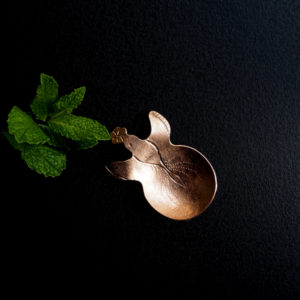 Bird Tea scoop